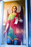 Angel painting  Stock Photos
