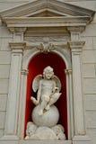 Angel, Palmanova, Italy. Angel statue in Palmanova, Italy Royalty Free Stock Image