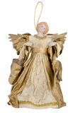 Angel paper statue Royalty Free Stock Images