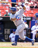 Angel Pena, Los Angeles Dodgers Royalty Free Stock Images