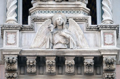 Angel, Portal of Florence Cathedral Royalty Free Stock Photography