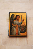 Angel of prayer. Stock Images