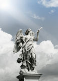 Angel in Rome Stock Images