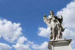 Angel in Rome Royalty Free Stock Images