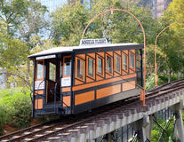 Angel's Flight Stock Photo