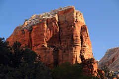 Angel's Landing Stock Image