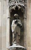 Angel, Saint-Bernard de la Chapelle Church, Paris Royalty Free Stock Photo