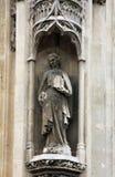 Angel, Saint-Bernard de la Chapelle Church, Paris Stock Images