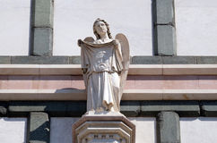 Angel, Saint Philip Neri church, Complesso di San Firenze in Florence. Italy Stock Images