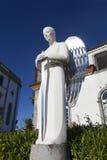 Angel in the Sanctuary of Sameiro, Braga Royalty Free Stock Image