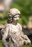 Angel Sculpture Immagini Stock