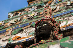 Angel Sculpture royalty-vrije stock foto