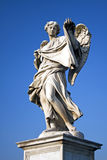 Angel with Shroud or Angel with Holy Face. From Bernini artist Royalty Free Stock Photography