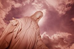 An Angel Statue Royalty Free Stock Photography