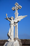 Angel Statue Royalty Free Stock Photo