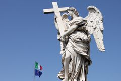 Free Angel Statue Stock Photo - 21611060