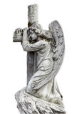 Angel. Statue. Royalty Free Stock Images