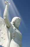Angel Statue Royalty Free Stock Photos