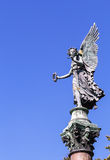 Angel Statue Stockbild