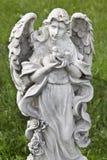 Angel Statue Fotografia Stock