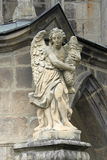Angel Statue royalty-vrije stock foto's