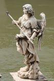 Angel Statue stock afbeelding