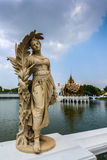 Angel Statue Fotografie Stock Libere da Diritti