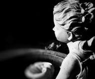 Angel Statue Lizenzfreies Stockfoto