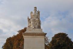 Angel Statue Royalty-vrije Stock Afbeelding