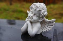 Angel Statue stock foto