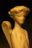 Angel Statue Stock Foto
