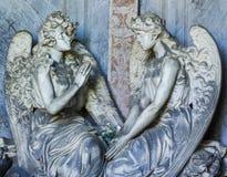 Angel Statue Fotos de archivo
