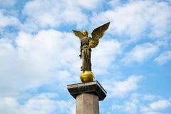 Angel Statue Fotografía de archivo