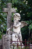 Angel Statue Stockfoto