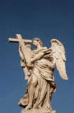 Angel Statue, Rom, Italien lizenzfreie stockfotografie