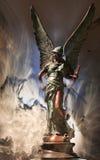 Angel statue. Still life photography fighting Angel statue Royalty Free Stock Photography