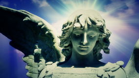 Angel 0111 Royalty Free Stock Photo