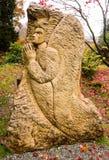 Angel stone Stock Photography