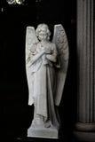 Angel stone statue. Royalty Free Stock Image
