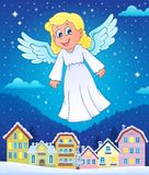 Angel theme image 7 Stock Photo