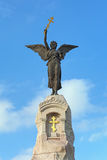 Angel on the top of The Russalka Memorial in Tallinn, Estonia Stock Photography