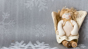 Angel toy Royalty Free Stock Photography