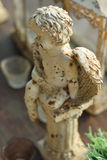 angel trochę Zdjęcia Stock