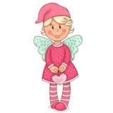 angel trochę Zdjęcia Royalty Free