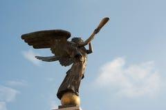 Angel of Uzupis Stock Photos