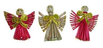Angel on Valentine's Day Stock Image