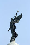 Angel of victory. Atop the dome of Victoria Memorial, Kolkata, India Royalty Free Stock Photos