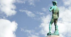 Angel On Victory Column Siegessaeule Berlin Tiergarten Park 4K Timelapse clips vidéos