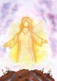 Angel Vision (2012) Fotografia de Stock Royalty Free
