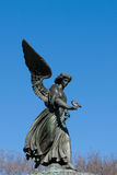 The Angel of The Waters in Central Park Royalty Free Stock Photos